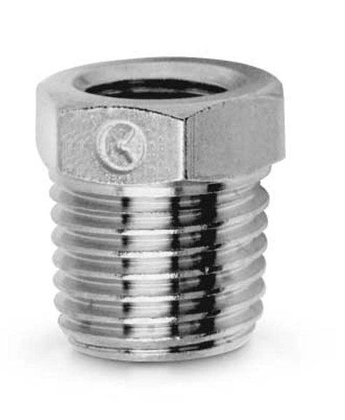 2530 Reducing Bush - Taper Brass Pipe Fitting