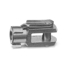 ISO 8140 303 stainless steel Rod Fork End Mod. G-94/90 - Pneumatic Cylinder Mountings
