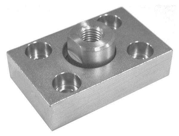 Coupling Piece - Pneumatic Cylinder Mounting Accessory
