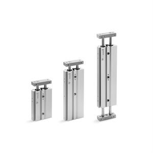 Series QX Twin Rod Cylinders