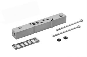 Series E Intermediate Plate for Valves with Separate Supply in 1