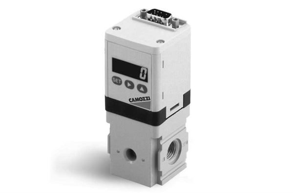 Series ER 100 Digital Electro-pneumatic Regulator
