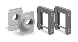 Series MX Rapid Clamps Kit & Flanges