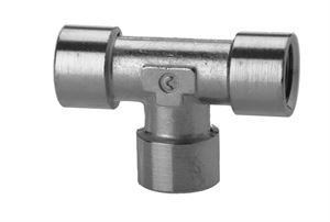 2003 Equal Female Tee Brass Pipe Fitting