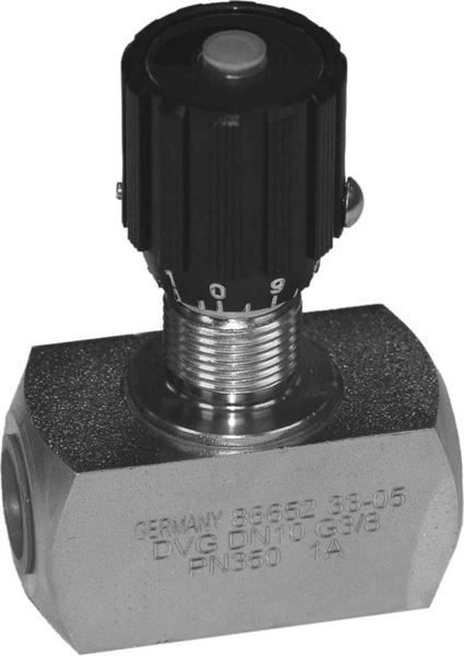 Hydraulic Inline Needle Valves (Bi-directional)