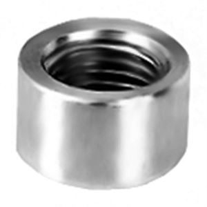 SS150 Threaded Half Socket Stainless Steel Pipe Fitting