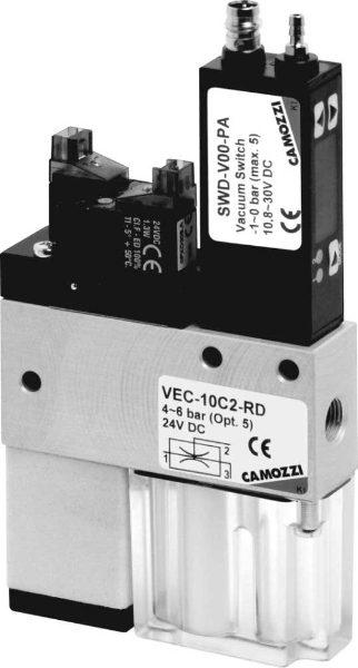 Series VEC Compact Ejectors