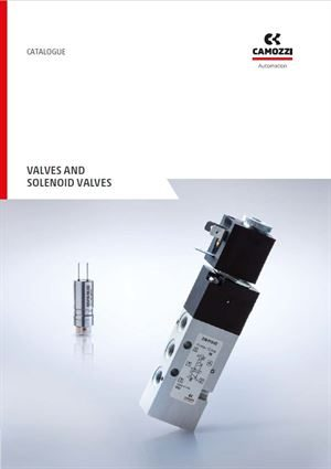 Valves and Solenoid Valves