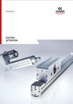 electric actuation