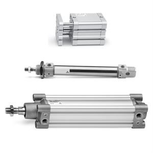 International Standard Pneumatic Cylinders For Industrial Automation