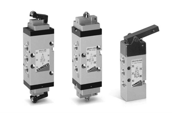 Series 3 and 4 Mechanically Operated Sensor Valves