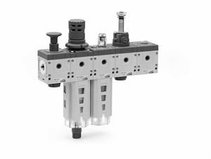 Modular FRL Units – Series MD for Pneumatic Systems