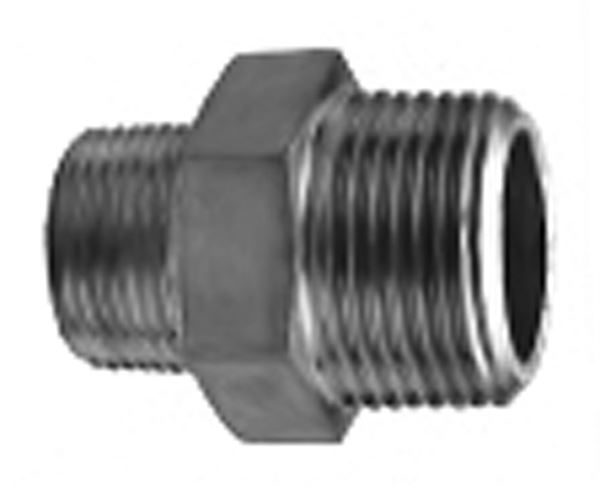 SS330 Hexagon Reducing Nipple Stainless Steel Pipe Fitting