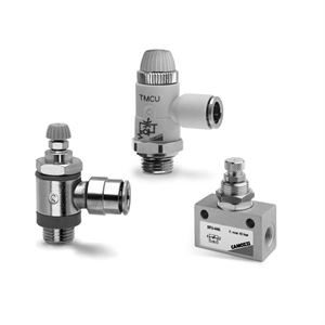 Pneumatic Automatic and Flow Control Valves