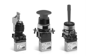 Series 2 Manually Operated Console Minivalves
