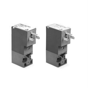 Series P Directly Operated Mini-Solenoid Valves