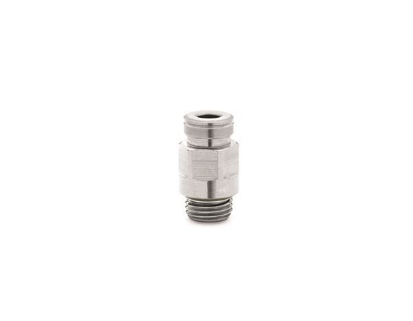 H8512 BSP Male Connector Dual Seal Fitting
