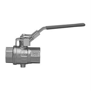 Brass Ball Valves - Exhausting