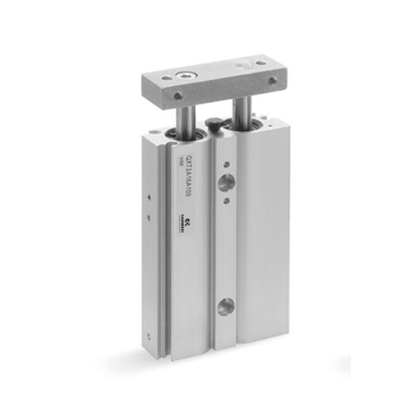 Double Rod Pneumatic Cylinder