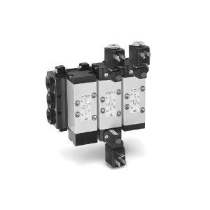 Series 9 Electropneumatically and Pneumatically ISO 5599/1 Valves