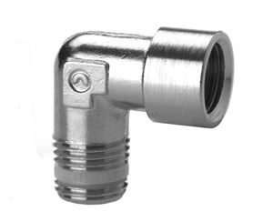 S2020 Male/Female Elbow - Taper Pipe Fitting Sprint