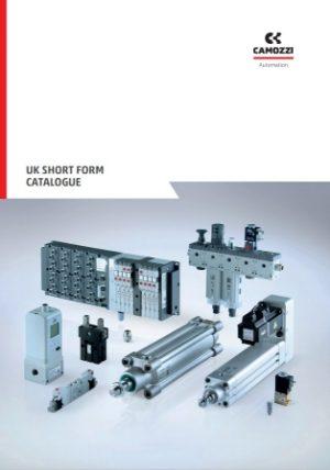 NEW Camozzi UK Short Form Catalogue