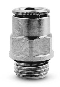 6512 Male Stud Push In Fitting
