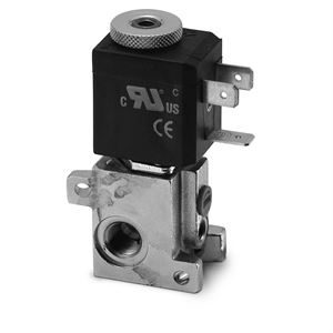 Series A Direct Operated Solenoid Valves - Manifold Assembly