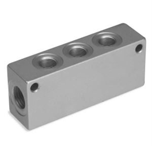 Aluminium Single-Sided Manifold