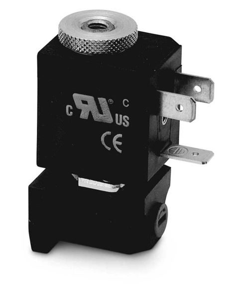 Series A Direct Operated Solenoid Valves - ISO Standard Base
