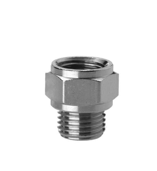 2521 Adaptor - Parallel Brass Pipe Fitting