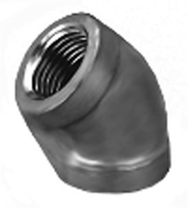 SS170 45 Degree Elbow Stainless Steel Pipe Fitting