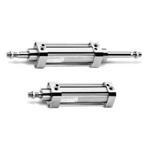 Series 90 Stainless Steel Pneumatic Cylinders and Accessories