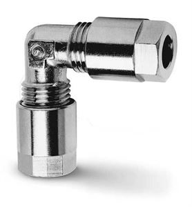 1220 Equal Tube Elbow Compression Fitting