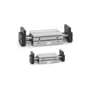 Series CGLN Wide Opening Parallel Pneumatic Grippers