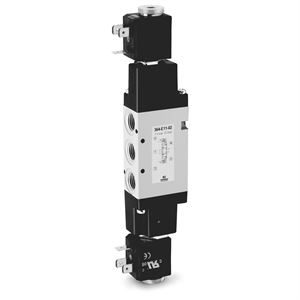 Series 3 and 4 Electropneumatically Operated Valves