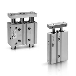 Guided Pneumatic Cylinders