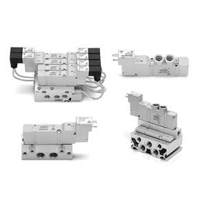 Series E Valves Sub-Bases and Accessories