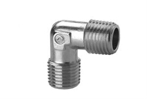 2010 Male Elbow - Taper Brass Pipe Fitting