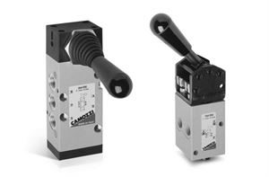 Series 1, 3, and 4 Manually Operated Valves