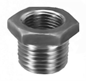 SS310 Hexagon Reducing Bush Stainless Steel Pipe Fitting