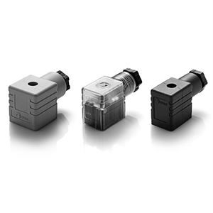 Solenoid Plug Connectors