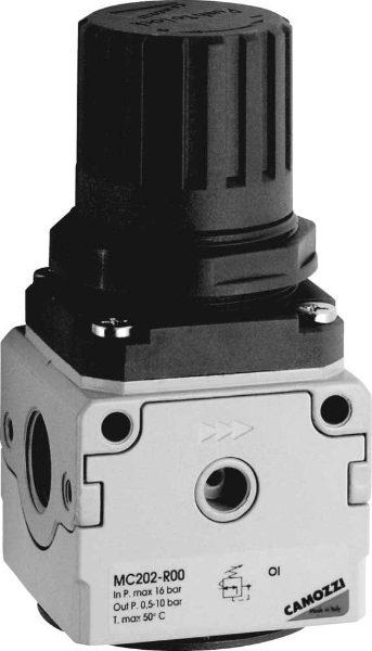 Series MC Pressure Regulators