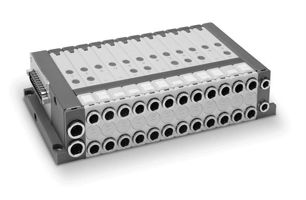 Series F Valve Islands - Multipole and Fieldbus