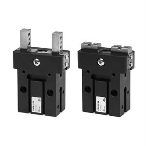 Series CGPS Self-Centering Parallel Grippers With Double Ball Bearing Guide