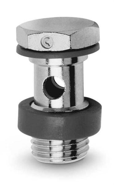 1635 Single Banjo Bolt Push On Fittings