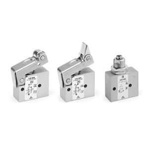 Series 2 Mechanically Operated Minivalves