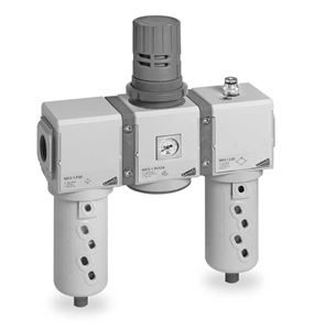 Modular FRL Units - MX2 for Pneumatic Systems