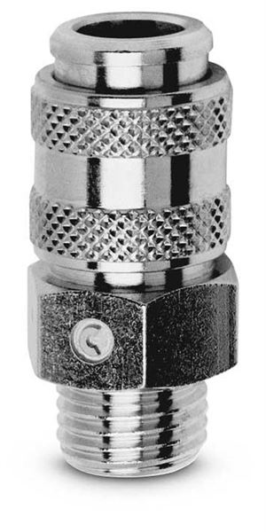 5051/5081 Socket-Male Thread-Parallel Quick Release Coupling