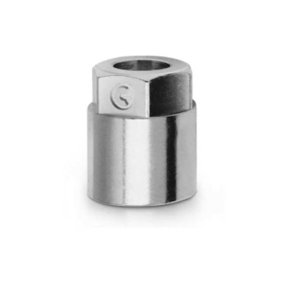 1303 Tube Nut Compression Fitting